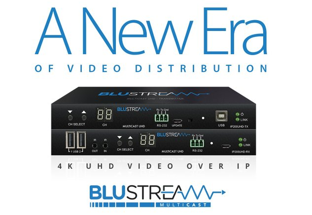 Blustream Multicast AVoIP